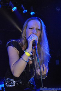 image of vocalist from seven kingdoms