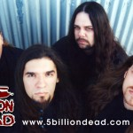 promo photo of five billion dead