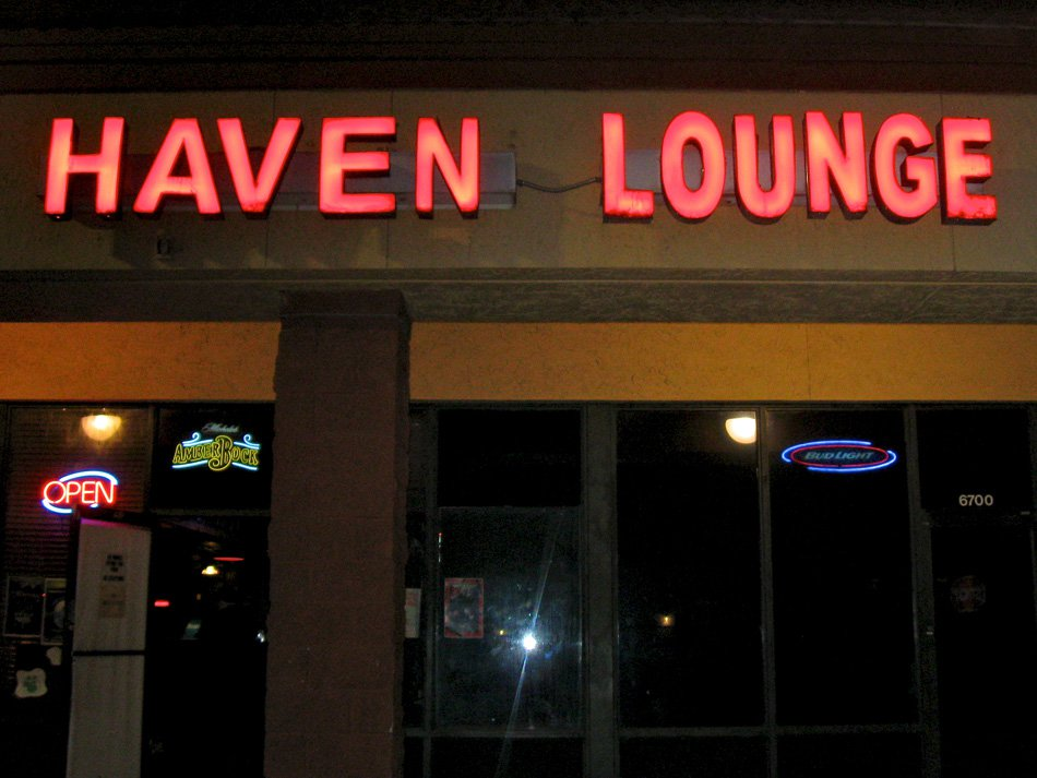 image of haven lounge